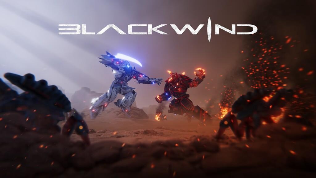 Acción y mechas para dar y tomar con Blackwind, un hack and slash que saldrá en todas las plataformas a finales de año