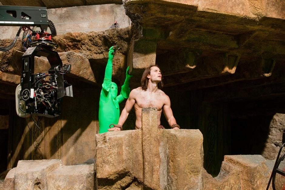 Foto de 'John Carter', fotos del rodaje de la película (3/8)
