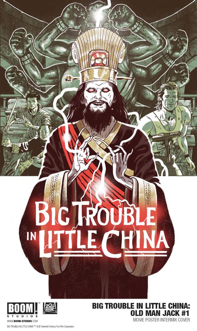 Golpe En La Pequena China Comic Cartel 2