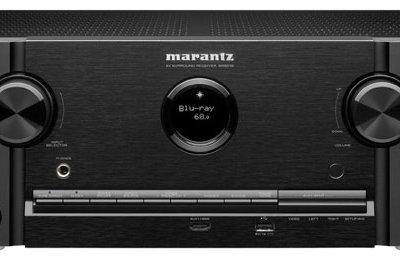 Marantz SR5011, un receptor Atmos y DTS:X con potencia de sobra para tu home cinema