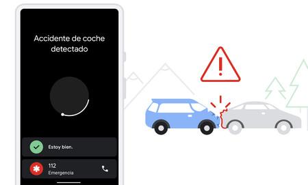 Cómo activar la detección de accidentes de coche en tu Google Pixel