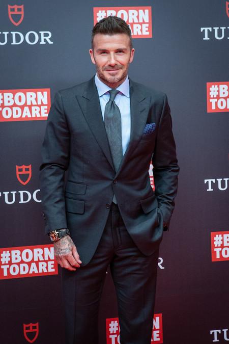 El Estilazo De David Beckham En Madrid Nos Invita A Ser Los Mejor Vestidos En Las Bodas De Temporada 3