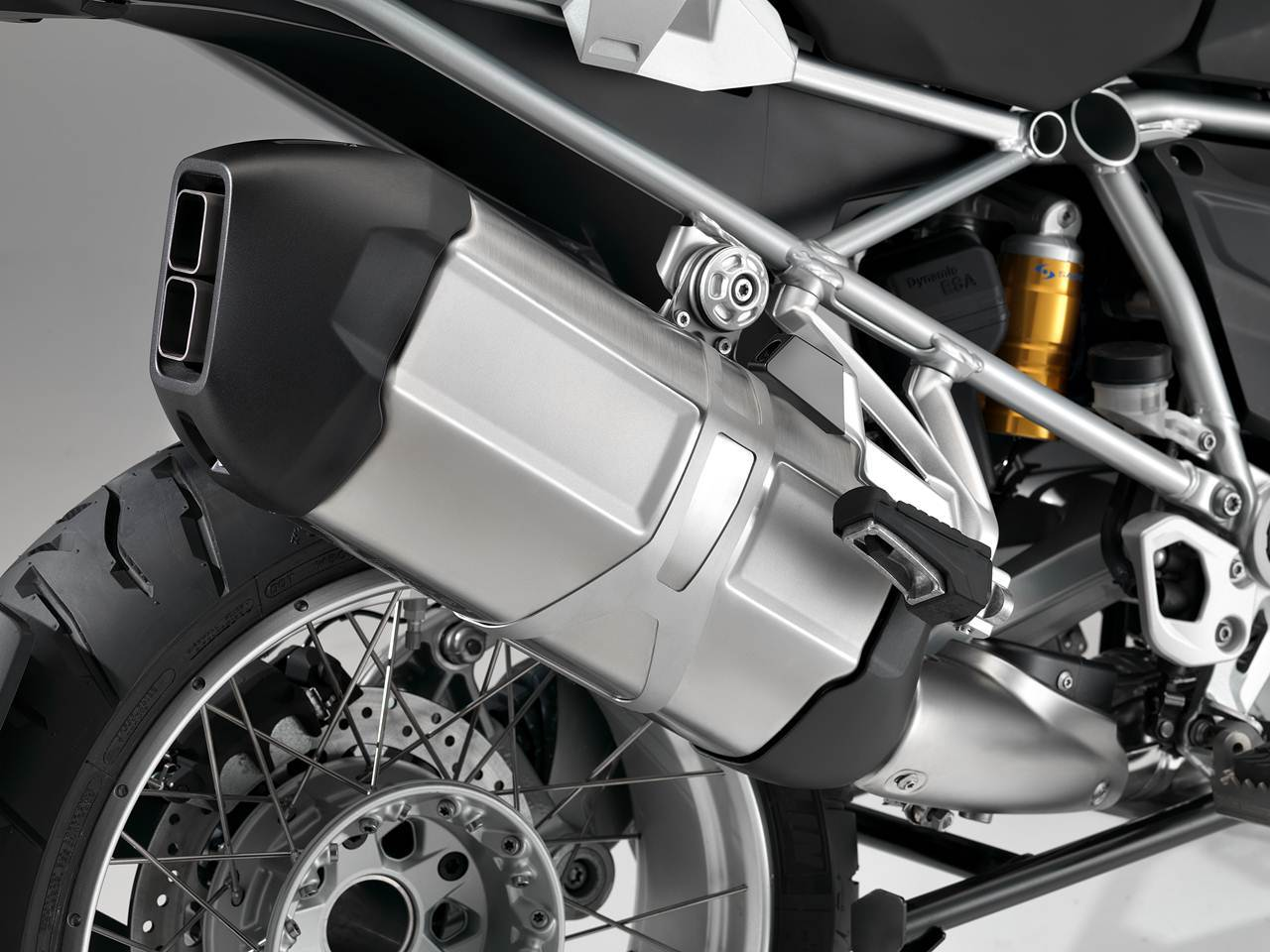 Foto de BMW R1200GS 2013, detalles (13/44)