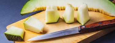 El melón de temporada, una fruta de verano fresca y deliciosa (y seis recetas para salir del postre)