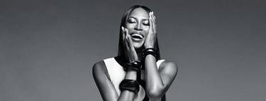 Naomi Campbell protagonizará la próxima campaña de NARS y no nos puede gustar más
