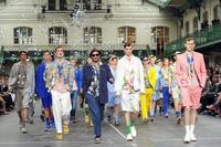 Kenzo, Primavera-Verano 2012 en la Semana de la Moda de París