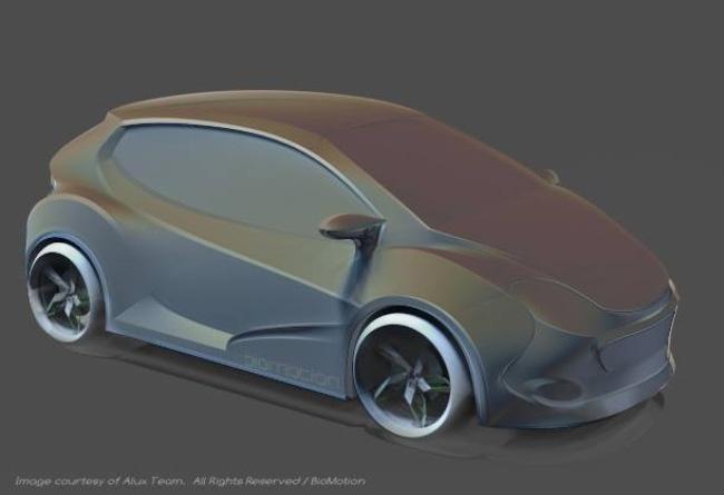 Foto de BioMotion ALUX Concept: Un nuevo auto mexicano en camino (2/6)