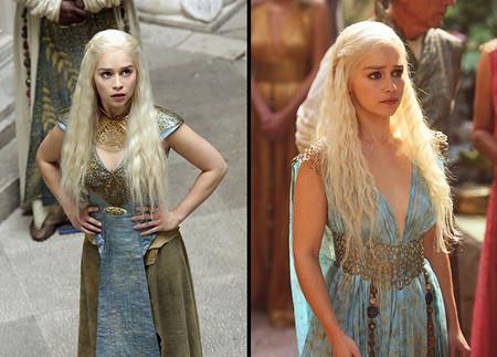 Daenerys Targaryen Outfits Estilo Juego De Tronos Copia