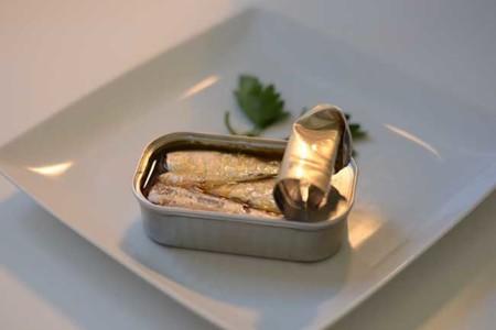 Sardines enlatadas