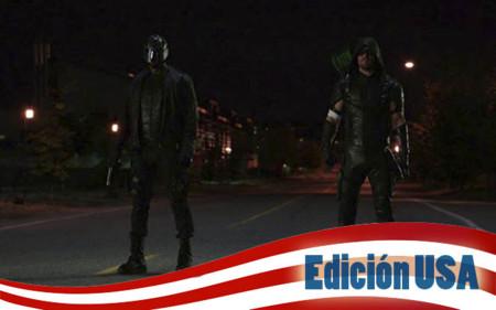 Edición USA: el récord de 'Fear the Walking Dead', 'Arrow' sube, llega 'AHS: Hotel' y más