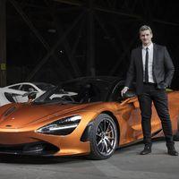 ¡Es oficial! Frank Stephenson deja el Diseño de McLaren y ya tiene como sustituto a Rob Melville