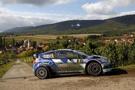Jari-Matti Latvala será el compañero de Sébastien Ogier en Volkswagen