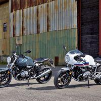 13.120 y 14.170 euros, las BMW R nineT Pure y R nineT Racer ya tienen precio