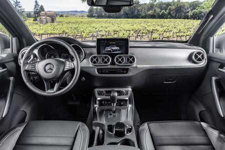 Mercedes Benz Clase X 57