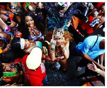 Carnaval Rihanna