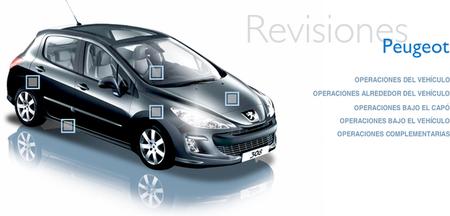 Revisión oficial Peugeot