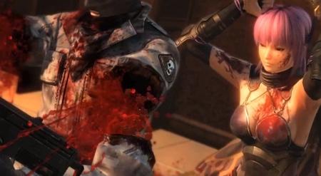 Ayane rebanando enemigos en un nuevo vídeo del 'Ninja Gaiden 3: Razor's Edge' de Wii U