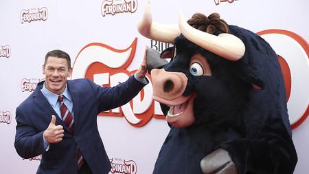 John Cena y Ferdinand