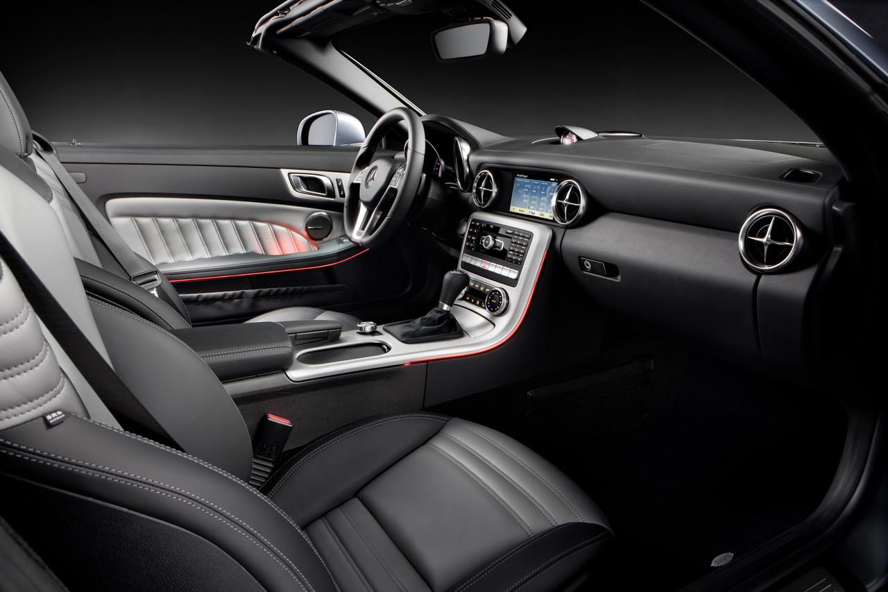 Foto de Mercedes-Benz SLK Roadster 2011 (35/36)