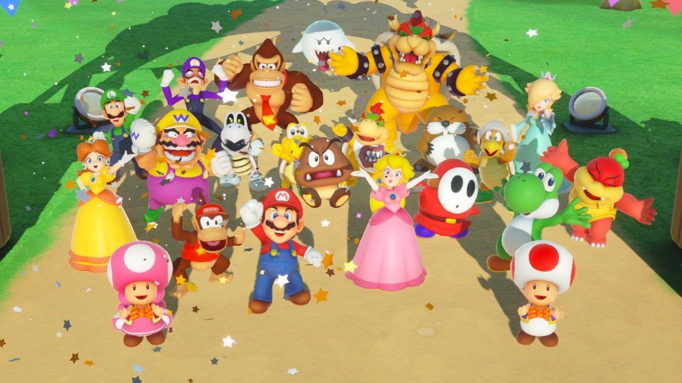 Guía Super Mario Party Cómo Desbloquear Todos Los Personajes Modos De Juego Gemas Y Tableros