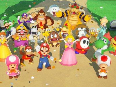 Guía Super Mario Party: cómo desbloquear todos los personajes, modos de juego, gemas y tableros