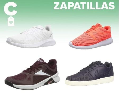 Chollos en tallas sueltas de  zapatillas Nike, Puma o Reebok o Adidas en Amazon