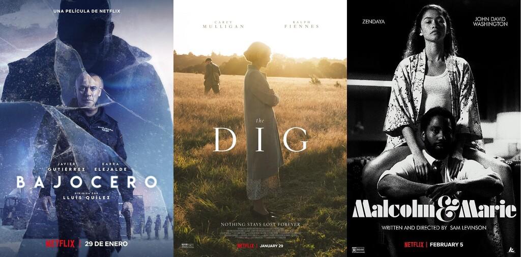 Las mejores películas de Netflix en 2021 (por ahora)