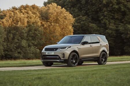 El Land Rover Discovery se renueva, y ahora sólo con motores mild hybrid tanto diésel como gasolina, desde 70.500 euros
