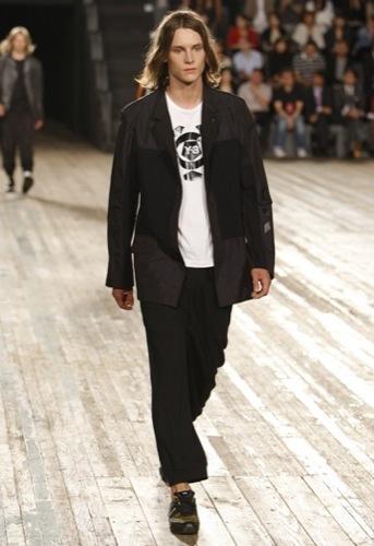 Foto de Y-3, Primavera-Verano 2010 en la Semana de la Moda de Nueva York (14/20)