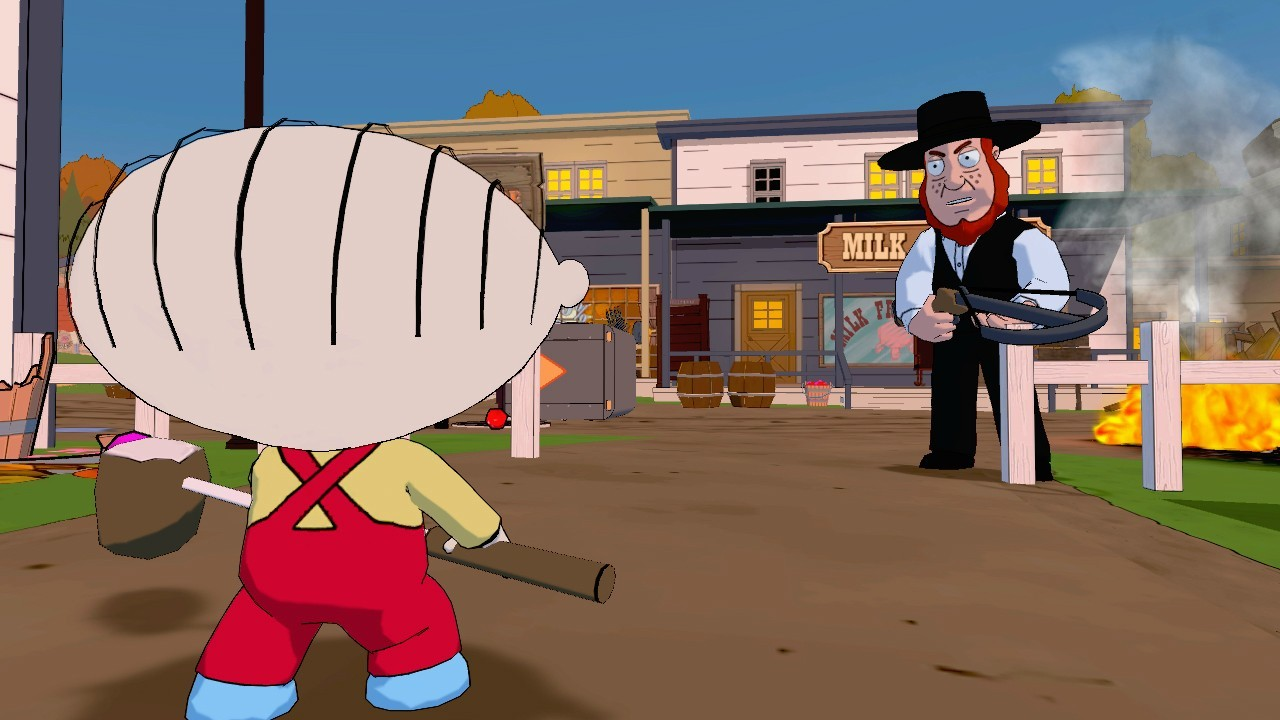 Foto de Family Guy: Back to the Multiverse - 27-07-2012 (10/10)
