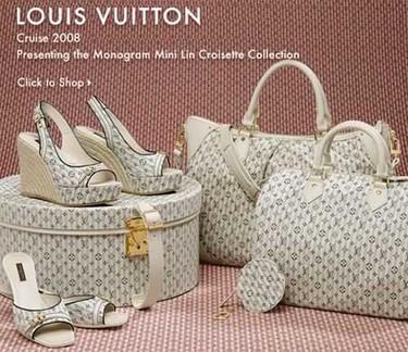 Louise Vuitton Cruise 2008