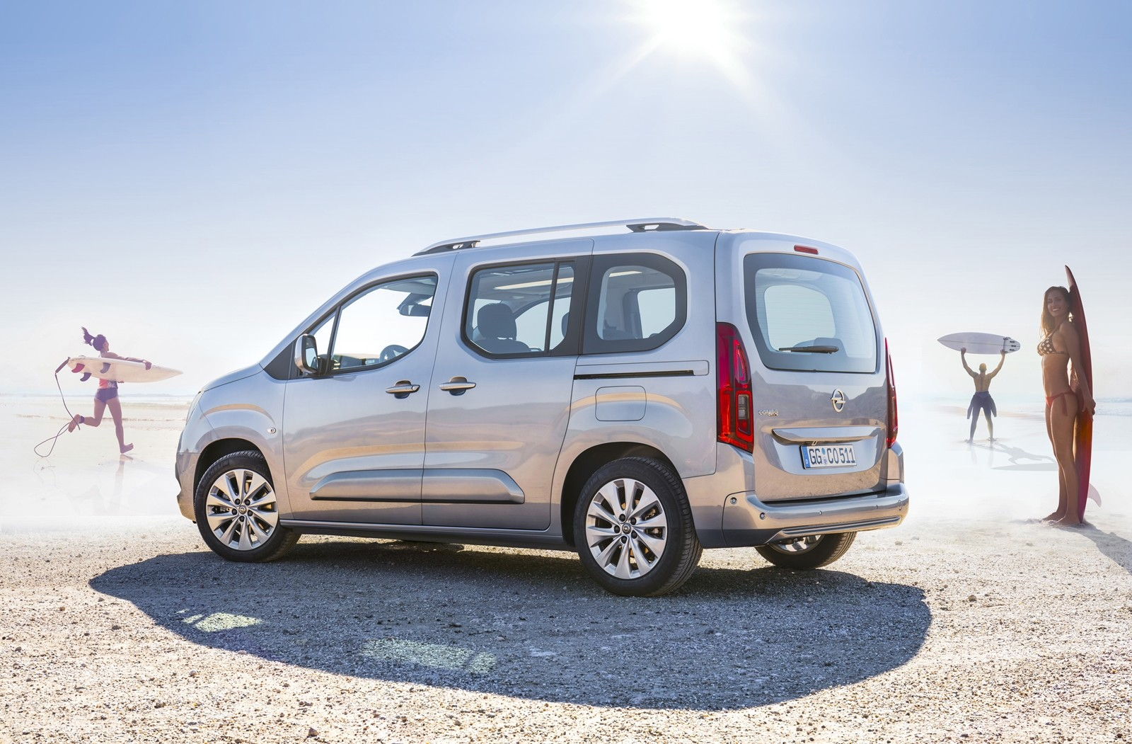 Foto de Opel Combo Life 2018 (7/63)