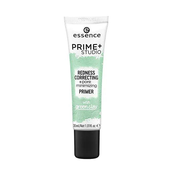 Prime Studio Redness Correcting Pore Minimizing Primer