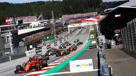 La Fórmula 1 regresa a la acción el 5 de julio y el GP México confirma su participación sin cambios de fecha