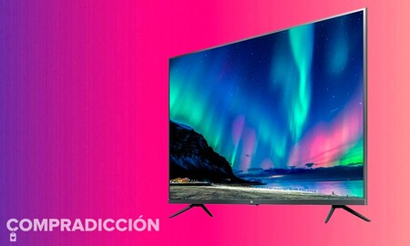 """Estrenar la smart TV de Xiaomi con 43 pulgadas cuesta mucho menos con el cupón PXIAOMIJUNIO de eBay: Xiaomi Mi TV 4S 43"""" por sólo 289 euros"""