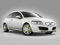 Volvo Recharge Concept, un C30 híbrido en Frankfurt
