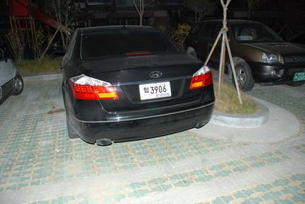 Hyundai Genesis Sedán