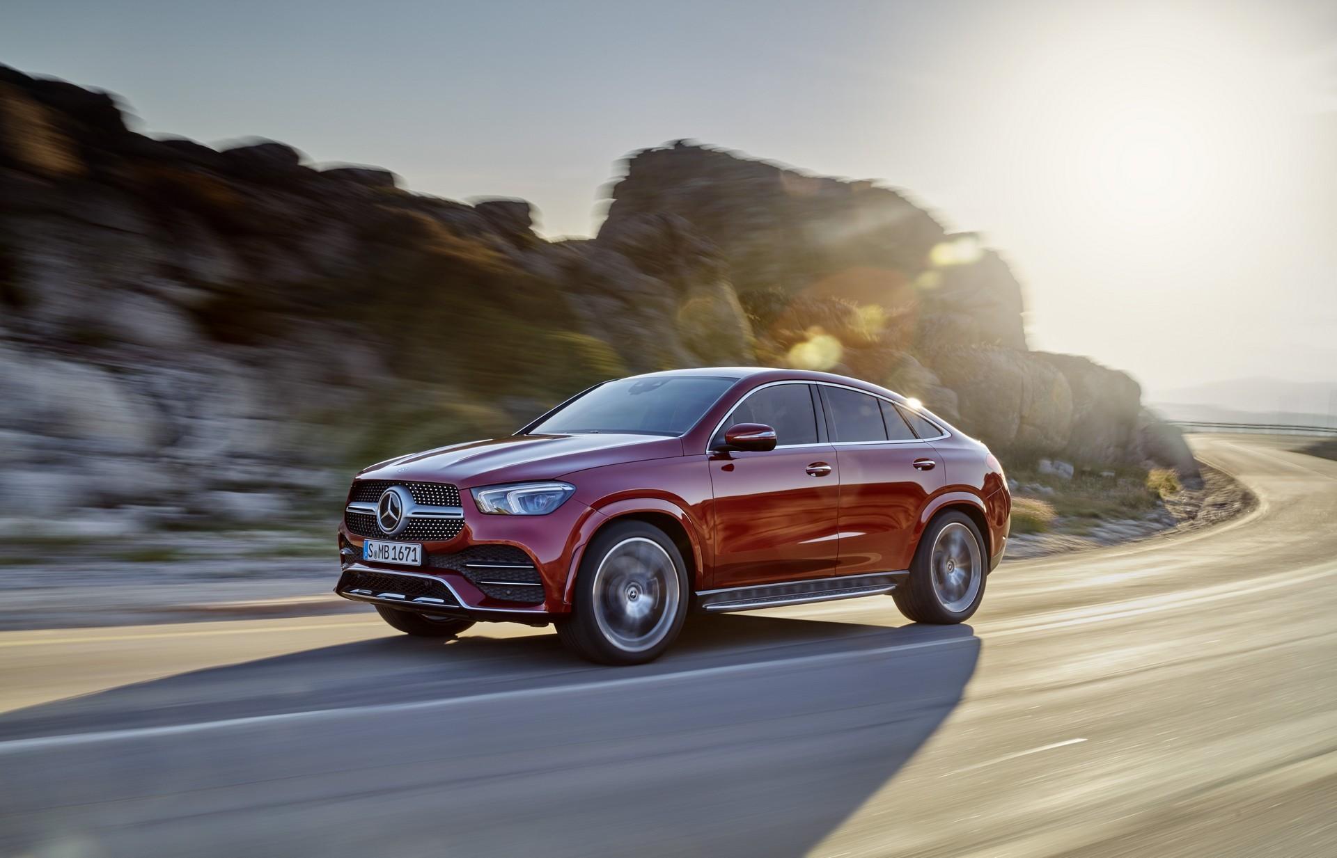 Foto de Mercedes-Benz GLE Coupé 2020 (2/52)