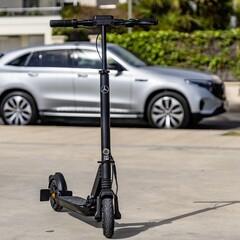 Foto 3 de 11 de la galería mercedes-benz-escooter en Motorpasión
