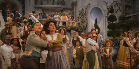 vestuario de Oz, un mundo de fantasía