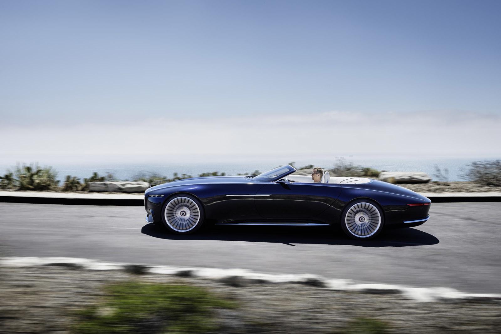 Foto de Vision Mercedes-Maybach 6 Cabriolet (9/12)