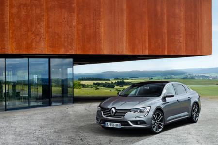 Nuevo Renault Talisman, la berlina que los franceses quieren que compres en lugar del Passat y del Insignia