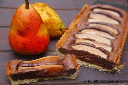 Tarta Choco Pera