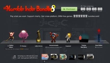 Humble Indie Bundle 8, escoge el precio que quieras pagar por siete juegos para OS X