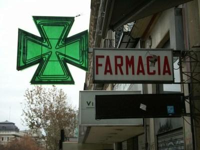 Una farmacia malagueña en concurso de acreedores
