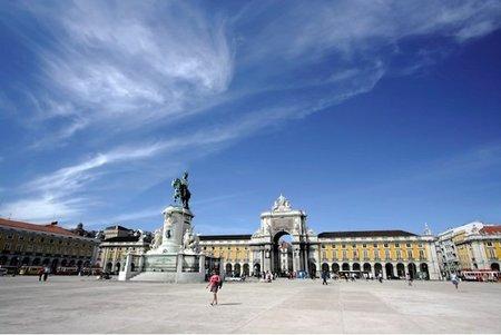 Descubriendo Lisboa: Praça do Comércio