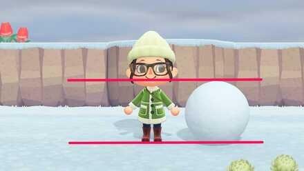 Animal Crossing New Horizonz Guia Muneco Nieve 01
