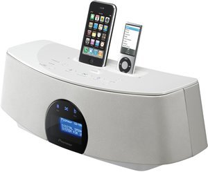 Las últimas bases de Pioneer para el iPod buscan música donde le indiques
