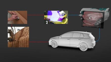 Diseño digital Volkswagen