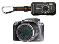 Pentax presenta la todoterreno Optio WB90 y la Optio X90, con ultrazoom 26x